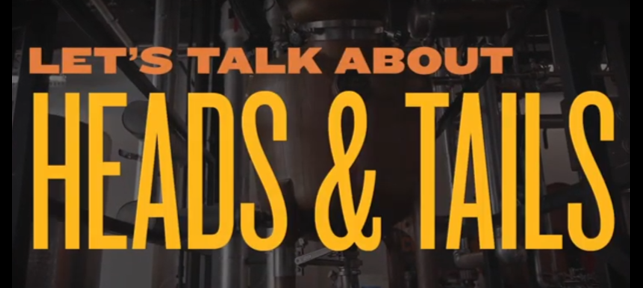 Let's talk about heads and tails - video by Vendome