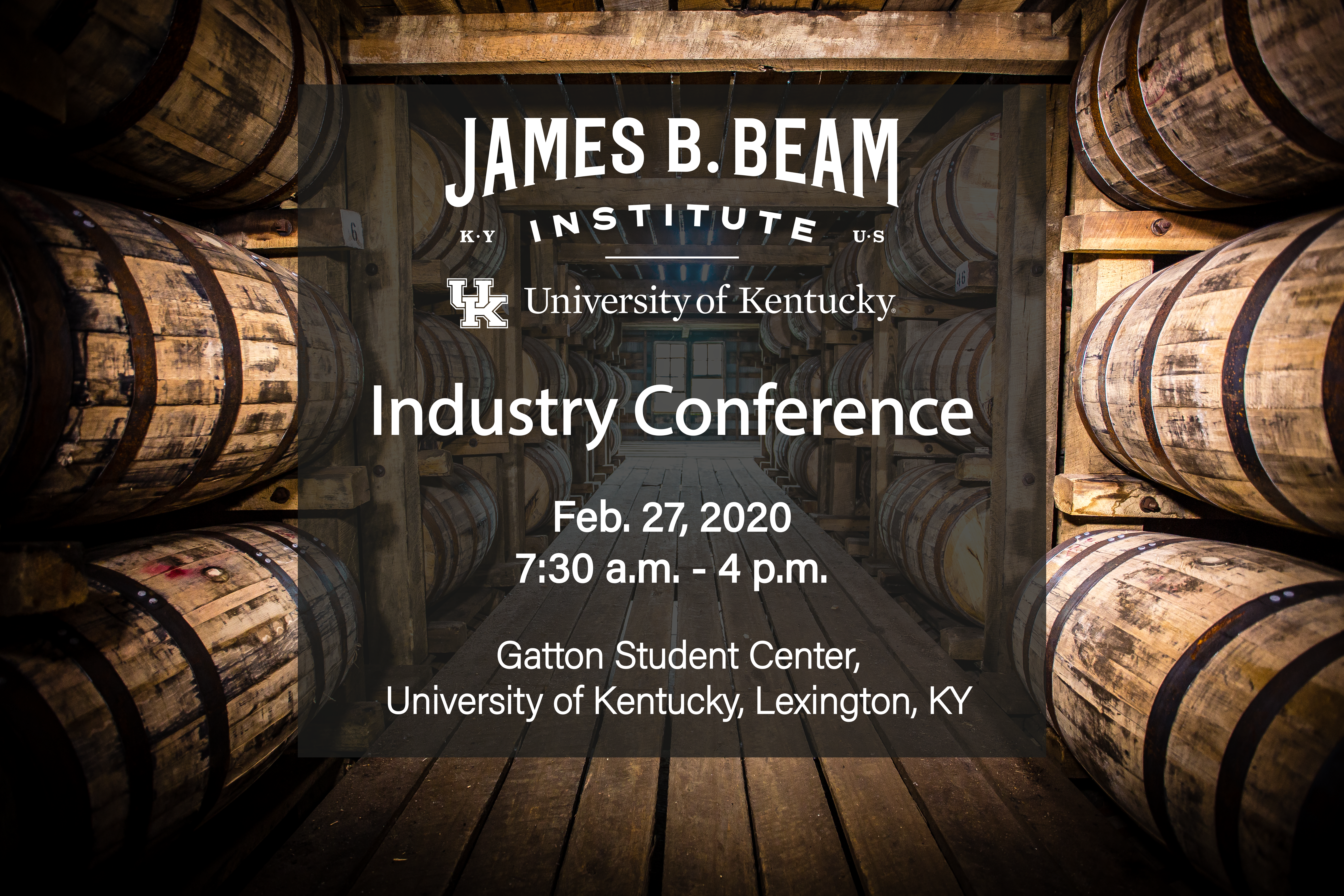 James B. Beam Institute Industry Conference